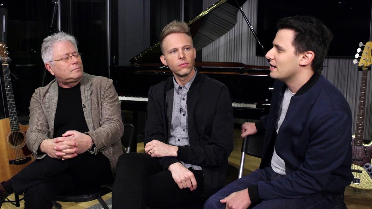 Aladdin: Alan Menken, Benj Pasek, Justin Paul On Creating 'Speechless'