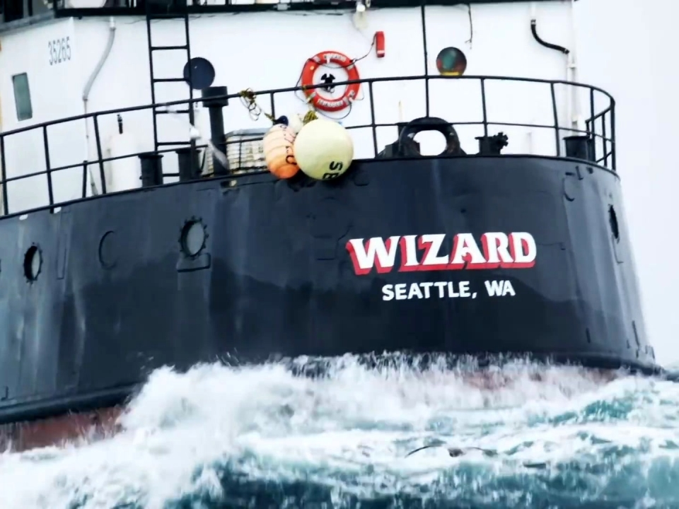 Deadliest Catch: Captain Keith Plays Medic On The Wizard