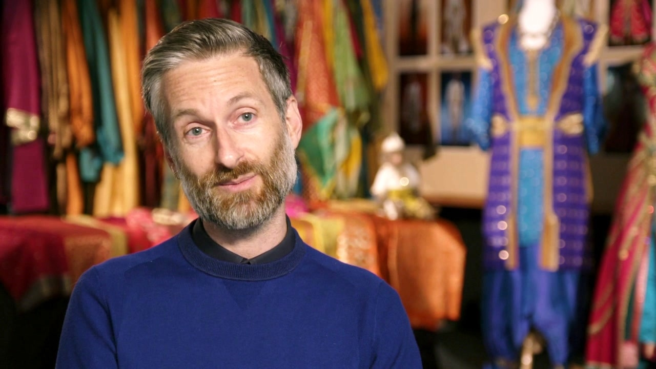 Aladdin: Michael Wilkinson On Using Wardrobe To Reflect 'Jasmine's' Personality