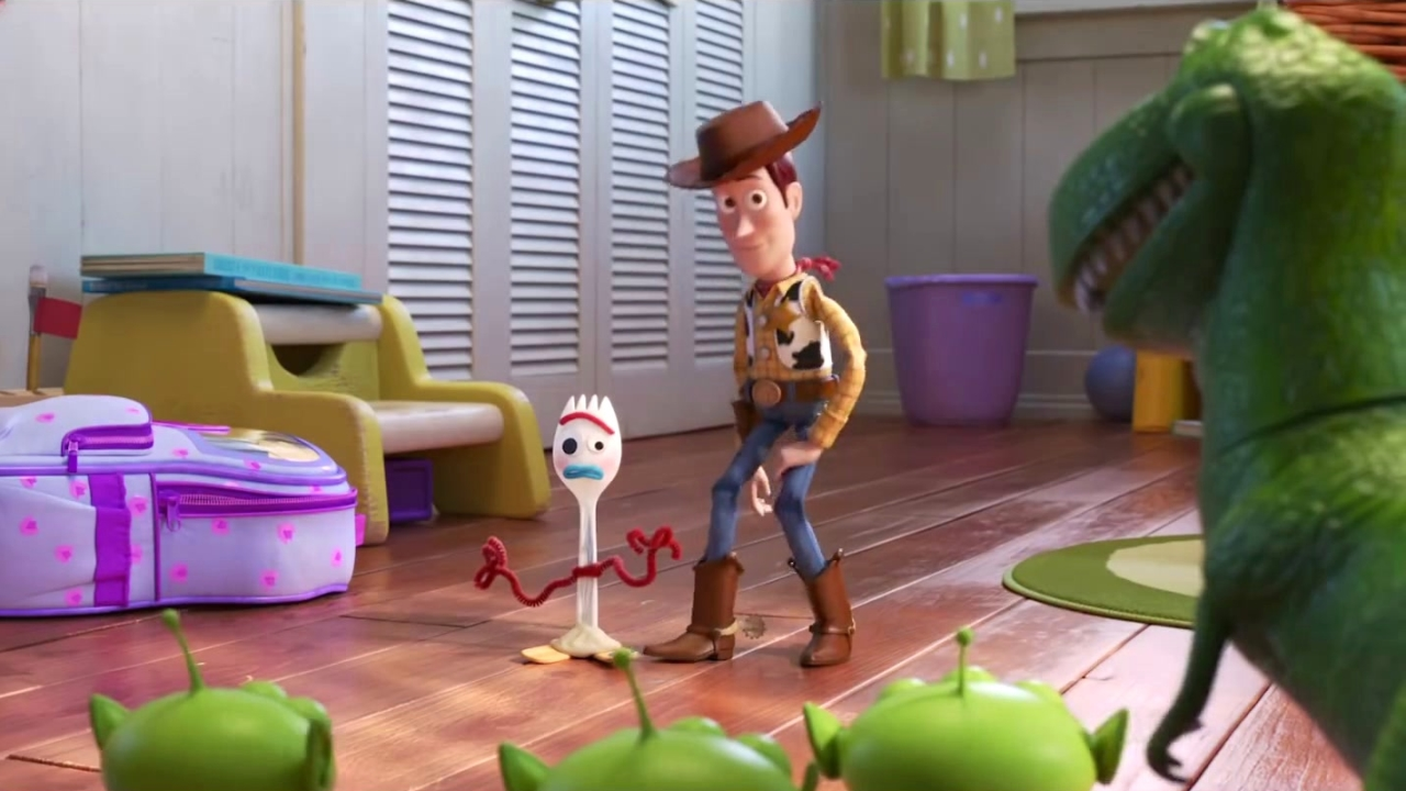 Toy Story 4: Meet Forky