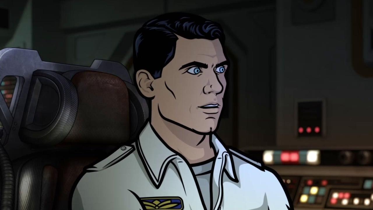 Archer: Captain's Log: Backed Up Teaser