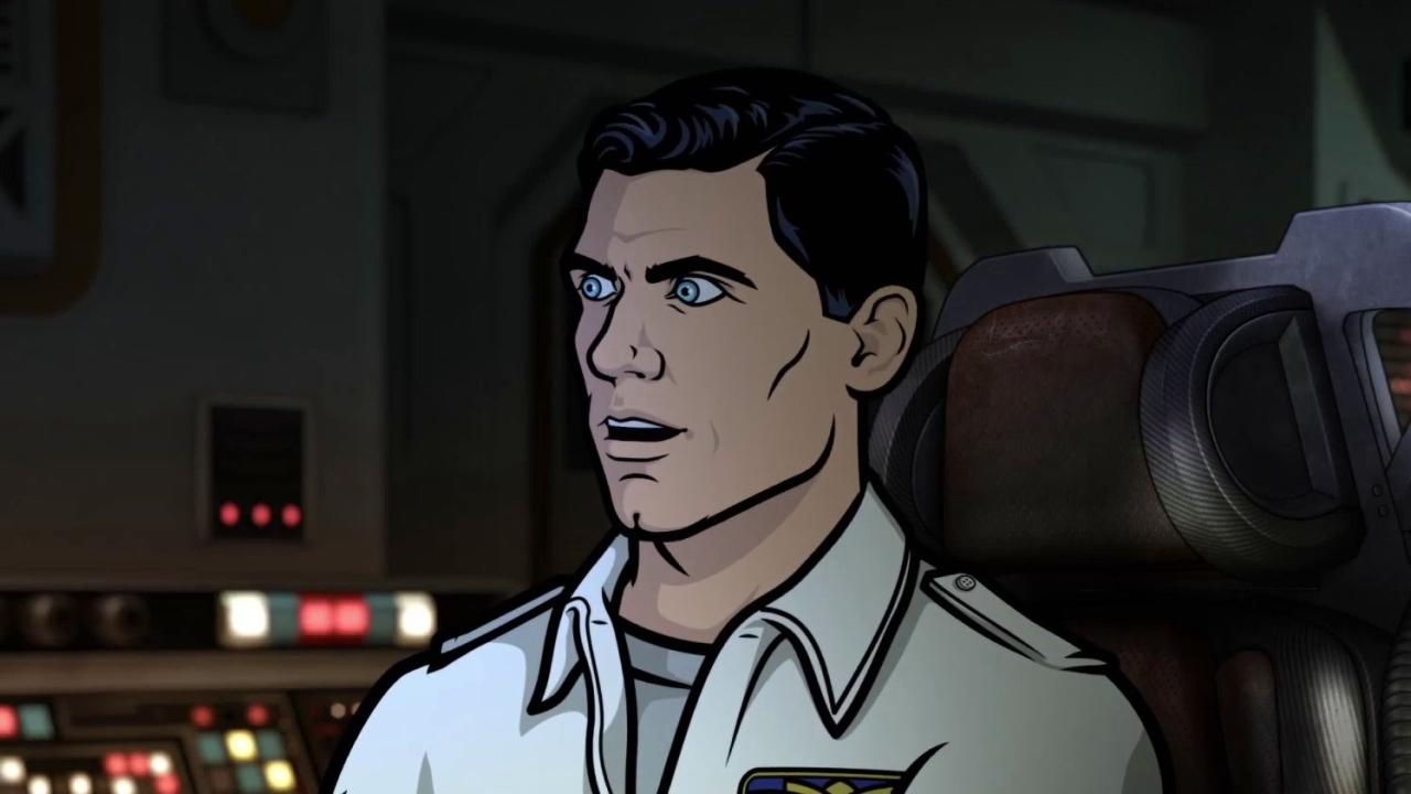 Archer: Captain's Log: Joke Teaser