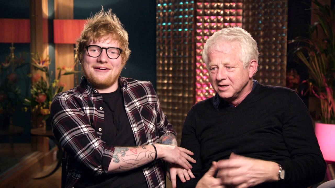 Yesterday: Ed Sheeran And Richard Curtis On Casting Ed Sheeran In The Film