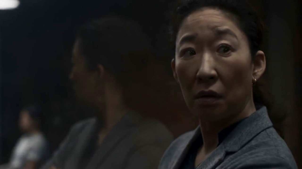 Killing Eve: What's He Saying