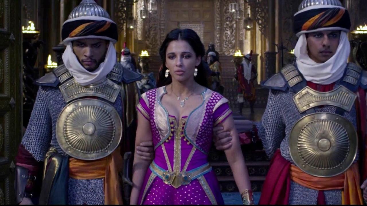 Aladdin: Speechless