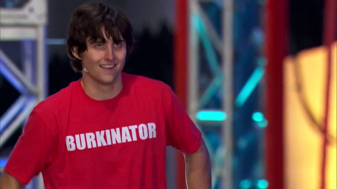 American Ninja Warrior: Brian Burk Gets To Work And Finishes The Course