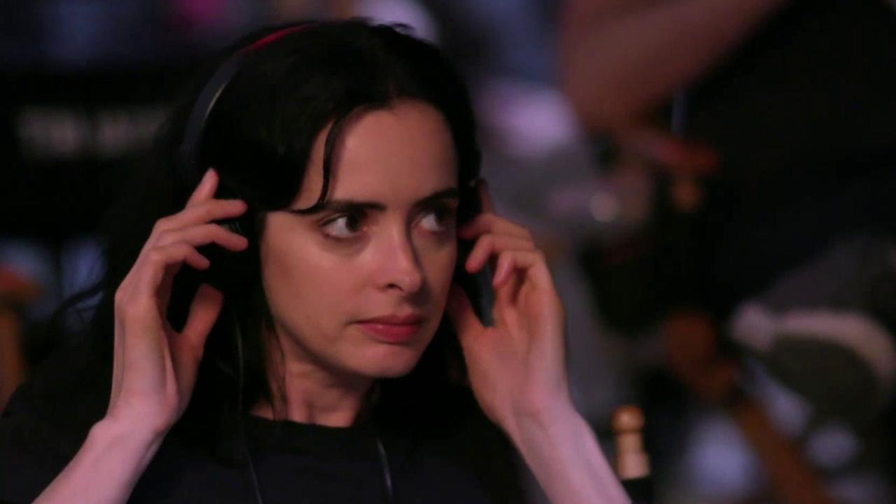 Marvel's Jessica Jones: Directed By Krysten Ritter