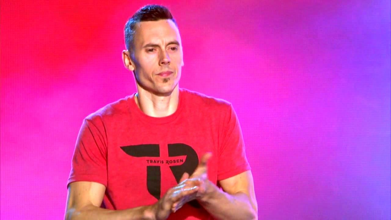 American Ninja Warrior: Travis Rosen Story