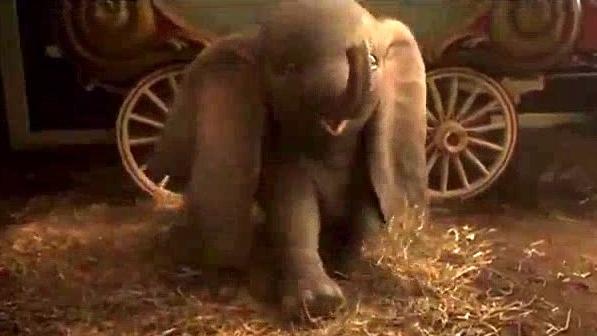 Dumbo (Home Ent Trailer)