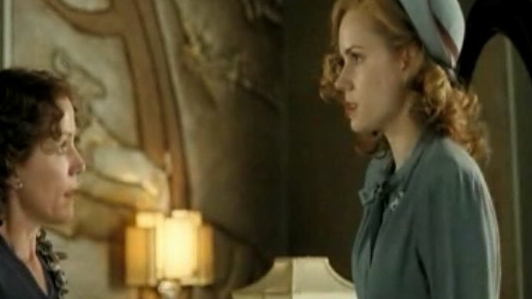Miss Pettigrew Lives For A Day: Delysia Michael Quarrel