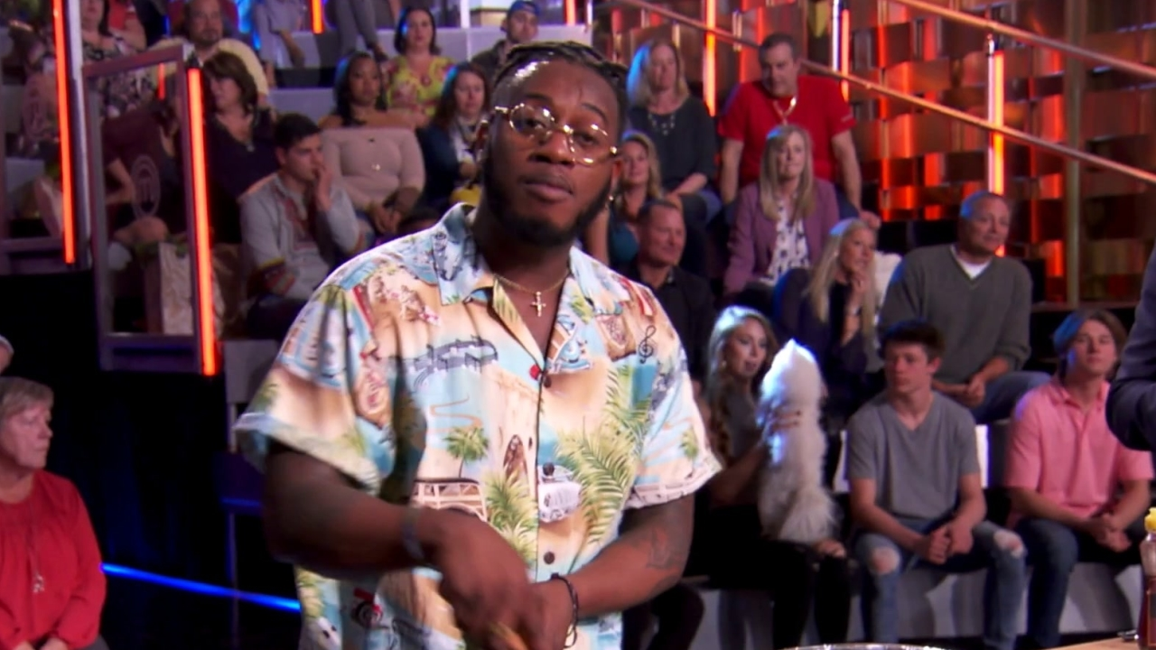 Masterchef: Wuta Is Here To Make His Students Proud