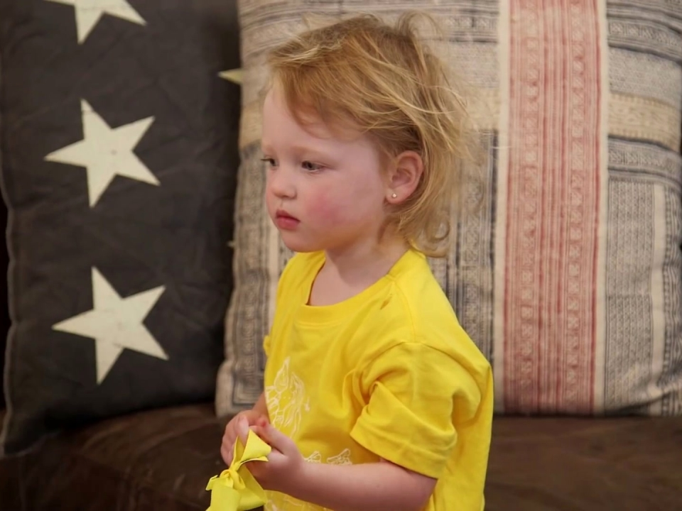 OUTDAUGHTERED: Busby Birthday Bash