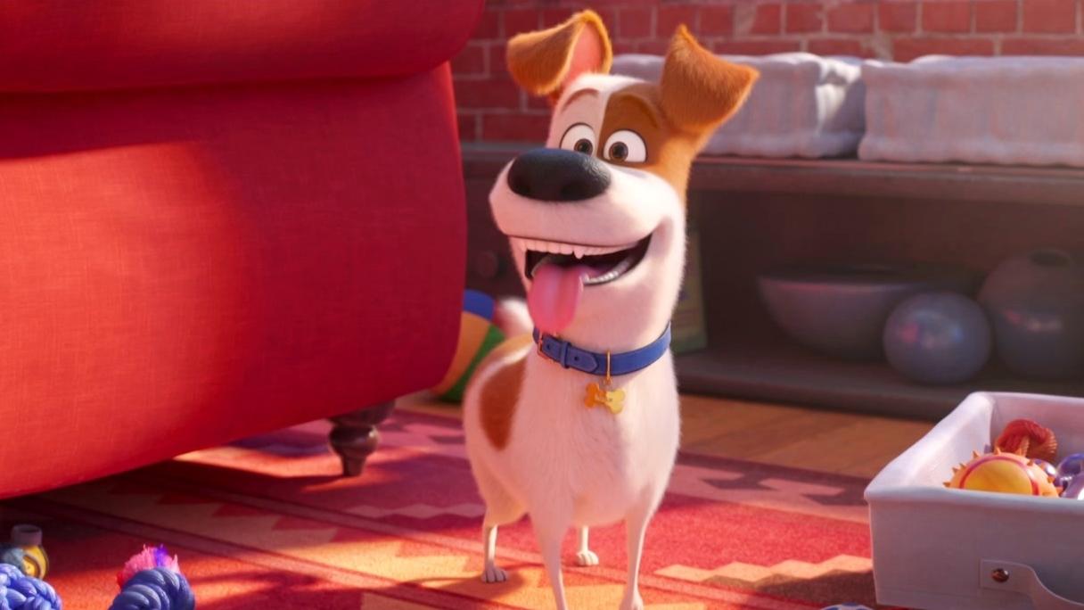 The Secret Life Of Pets 2: Character Pod-Patton Oswalt/Max
