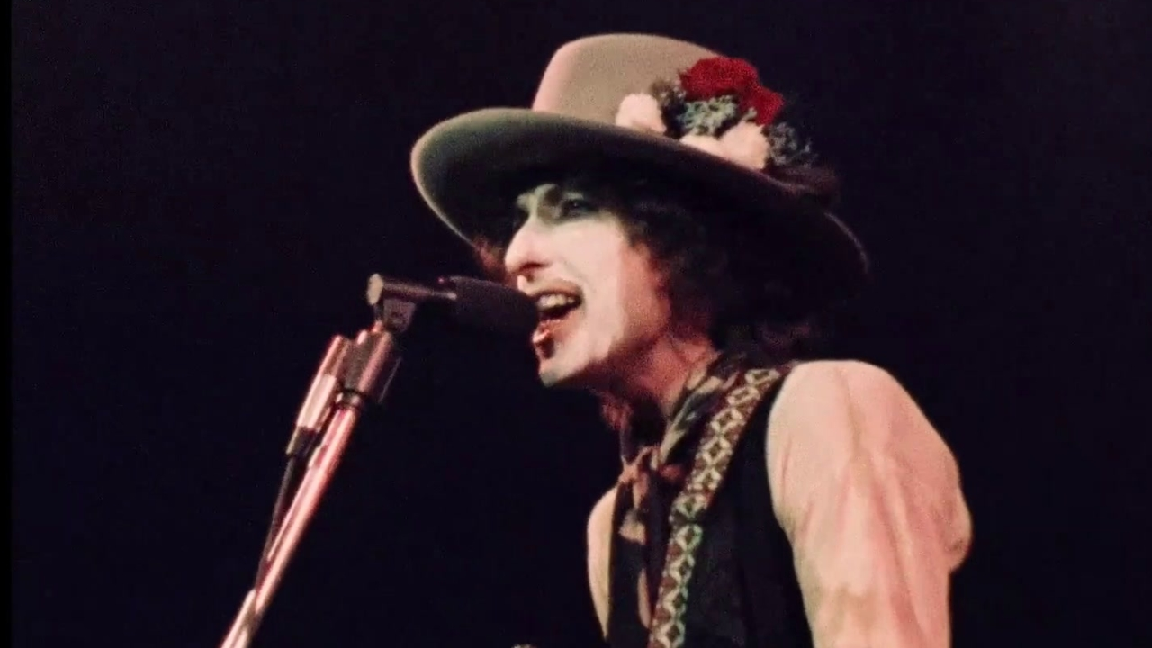 Rolling Thunder Revue: A Bob Dylan Story By Martin Scorsese: Hard Rain