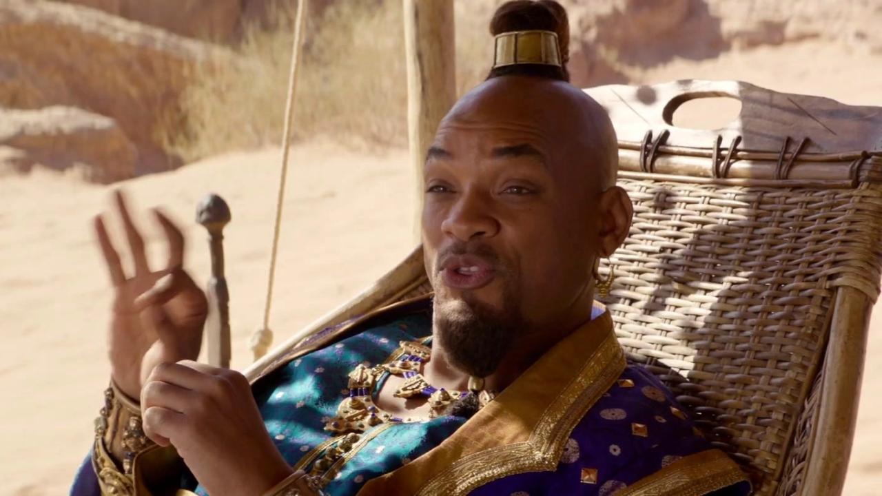 Aladdin: Worlds Review (TV Spot)