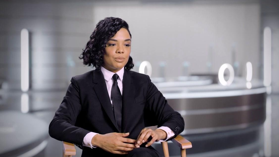 Men In Black International: Tessa Thompson On Why She Joined The Film