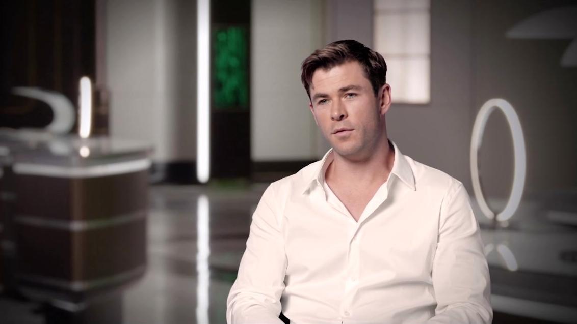 Men In Black International: Chris Hemsworth On Why He Joined The Film