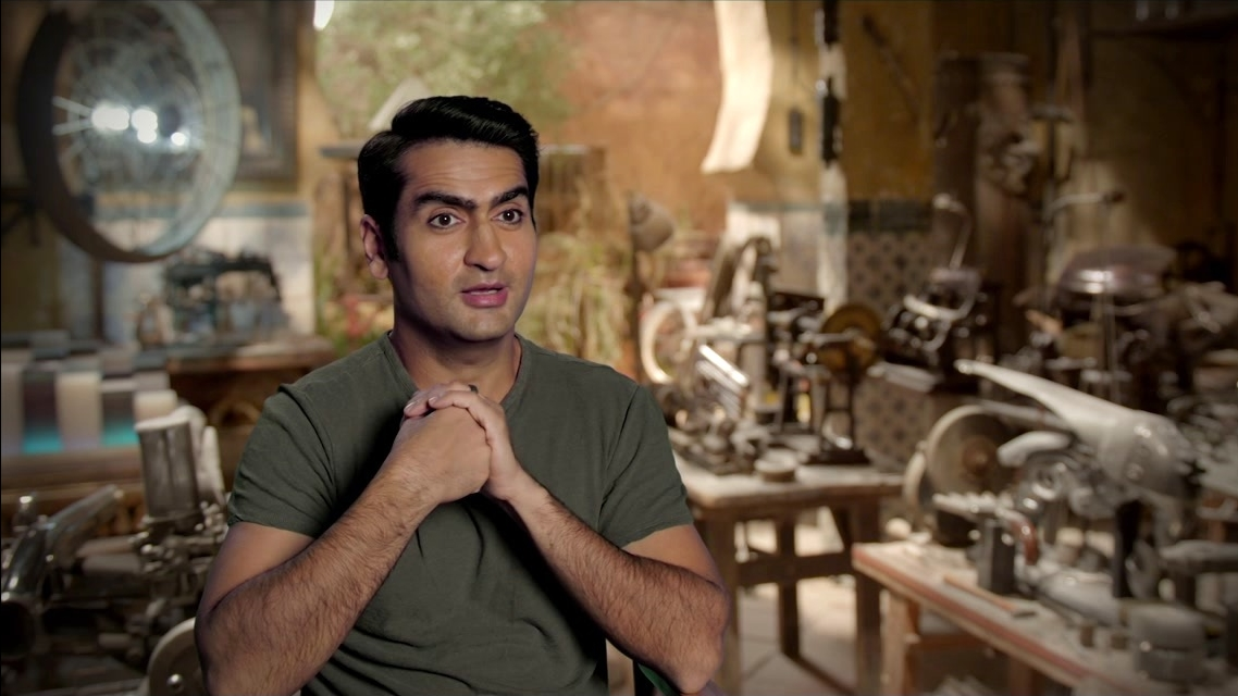 Men In Black International: Kumail Nanjiani On The Appeal Of Joining The Film