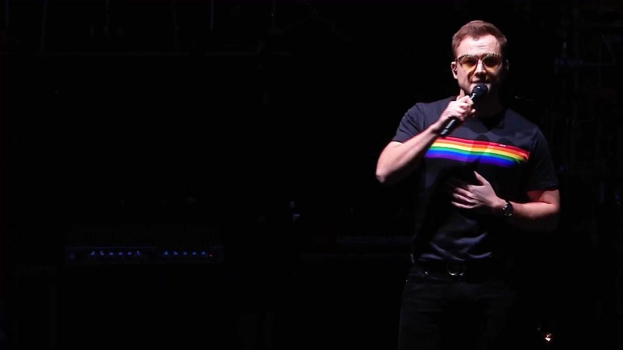 Rocketman: Elton John & Taron Egerton-Your Song