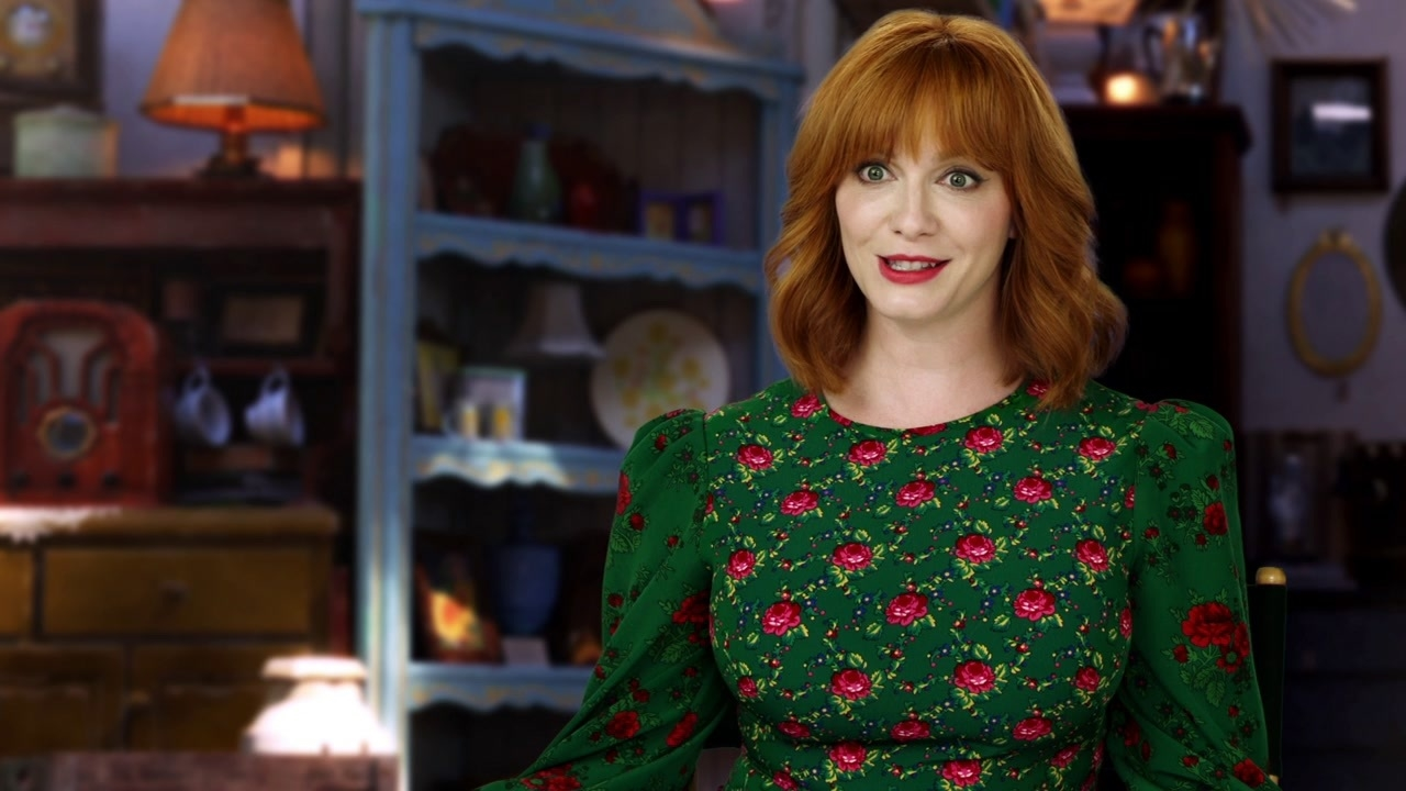 Toy Story 4: Christina Hendricks On Playing 'Gabby Gabby'