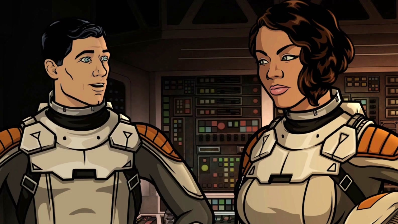 Archer: 1999, Dining With The Zarglorp