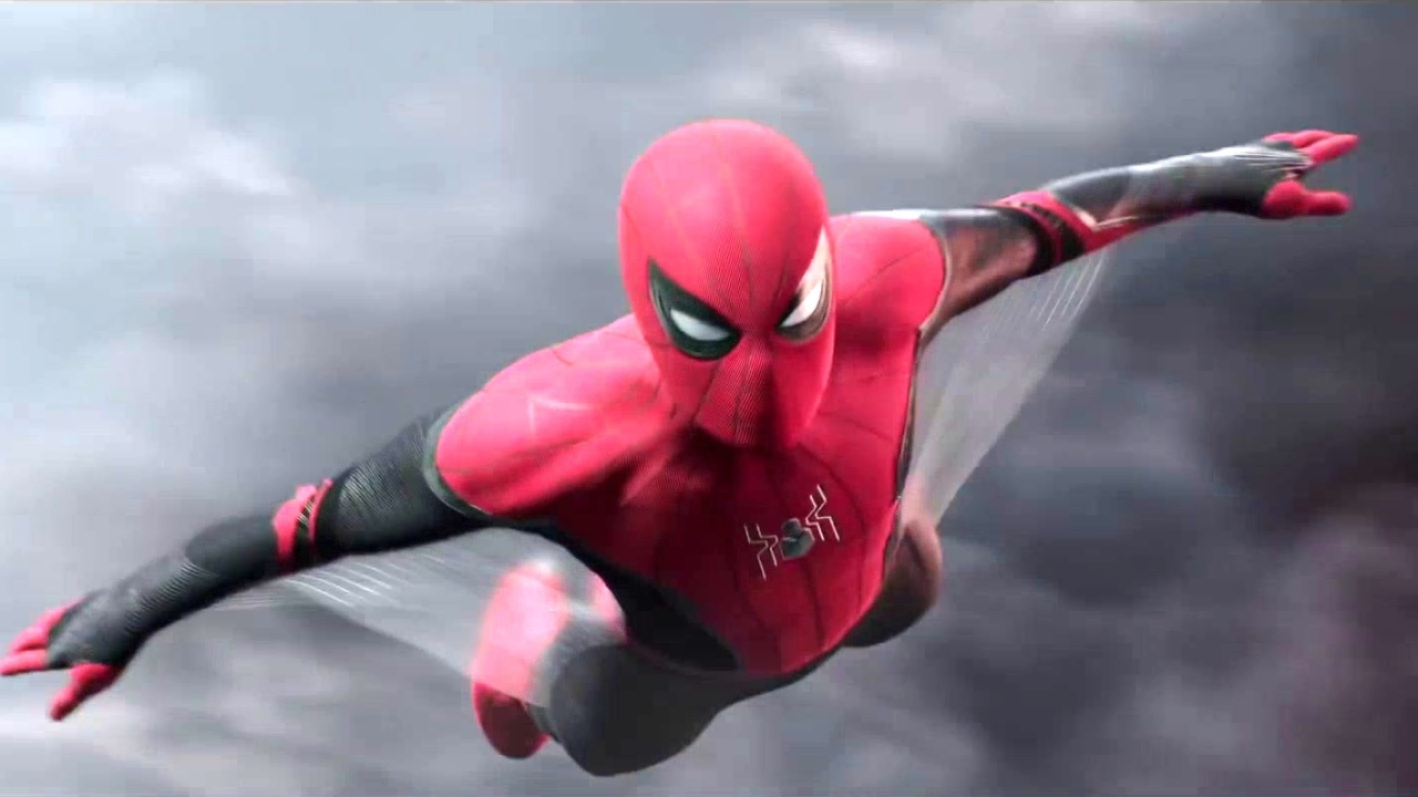 Spider-Man: Far From Home: Women's World Cup (TV Spot)
