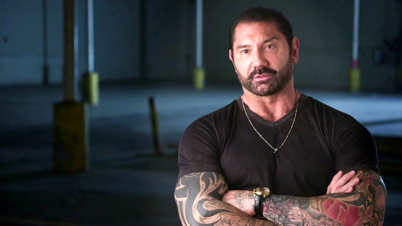 Stuber: Dave Bautista On Having Chemistry With Kumail Nanjiani 'Stu'