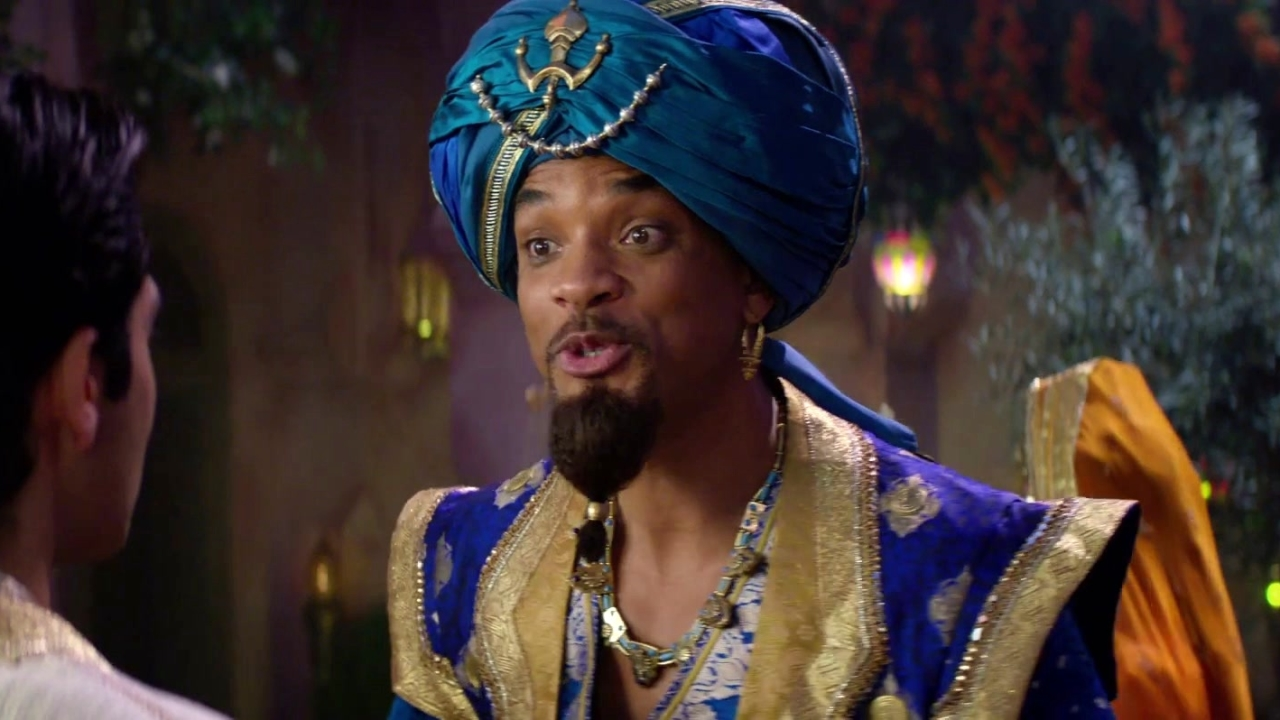 Aladdin: Showtime Review (TV Spot)