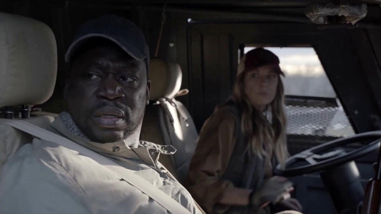 Fear The Walking Dead: Skidmark
