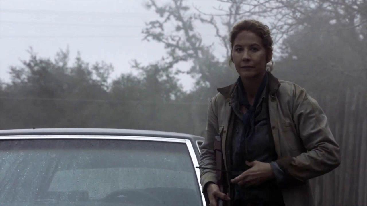 Fear The Walking Dead: Splitting The Bulle