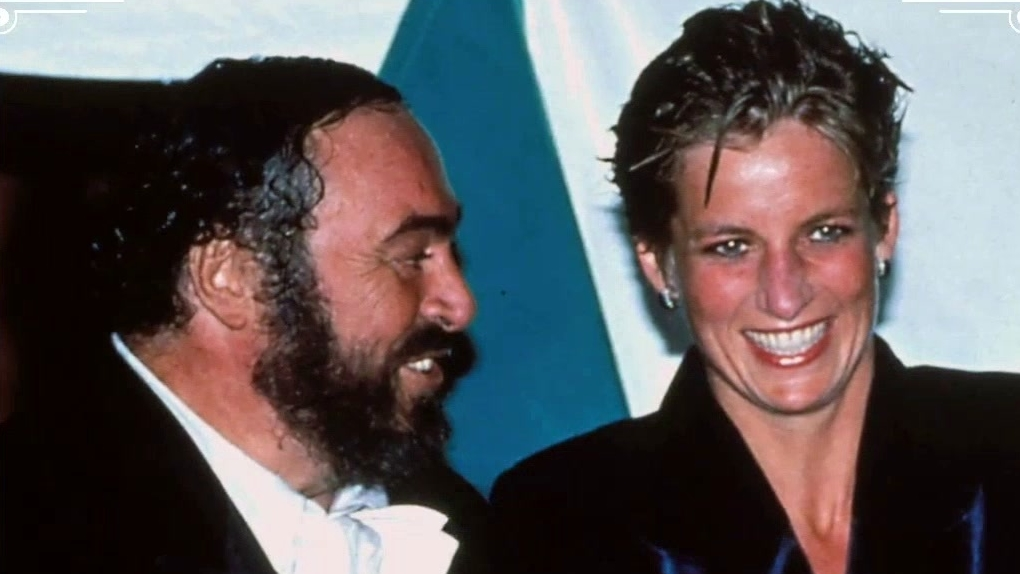 Pavarotti: A Fairy-Tale Friendship