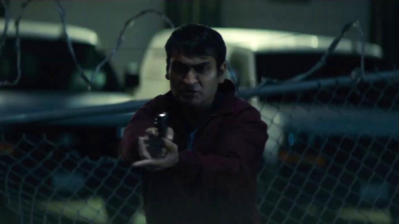 Stuber: Get The Gun