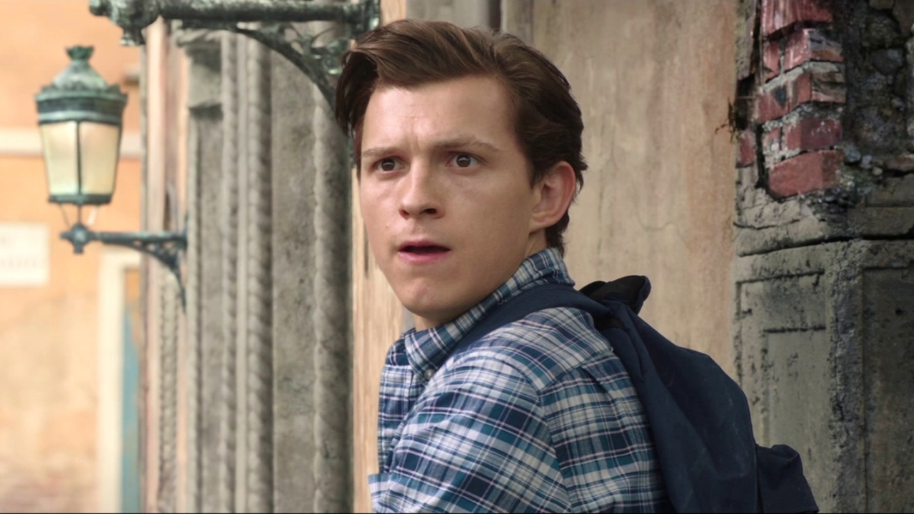 Spider-Man: Far From Home: The Water Rises