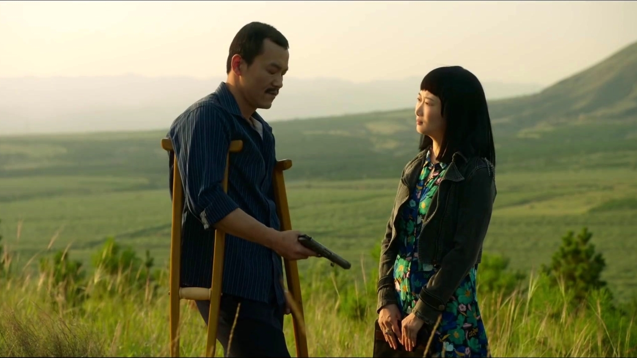 Ash Is Purest White (US Trailer)