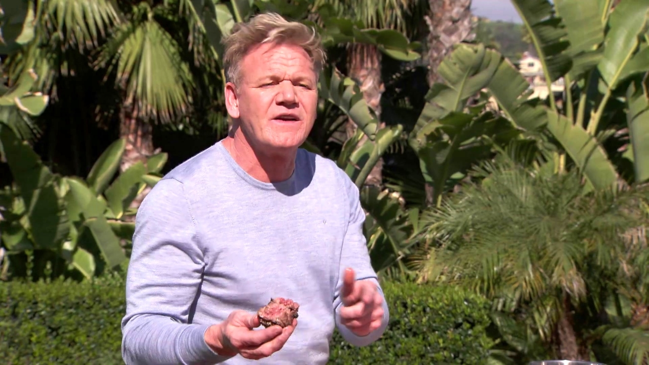 Masterchef: Gordon Blasts The Red Team For Serving Raw Meat