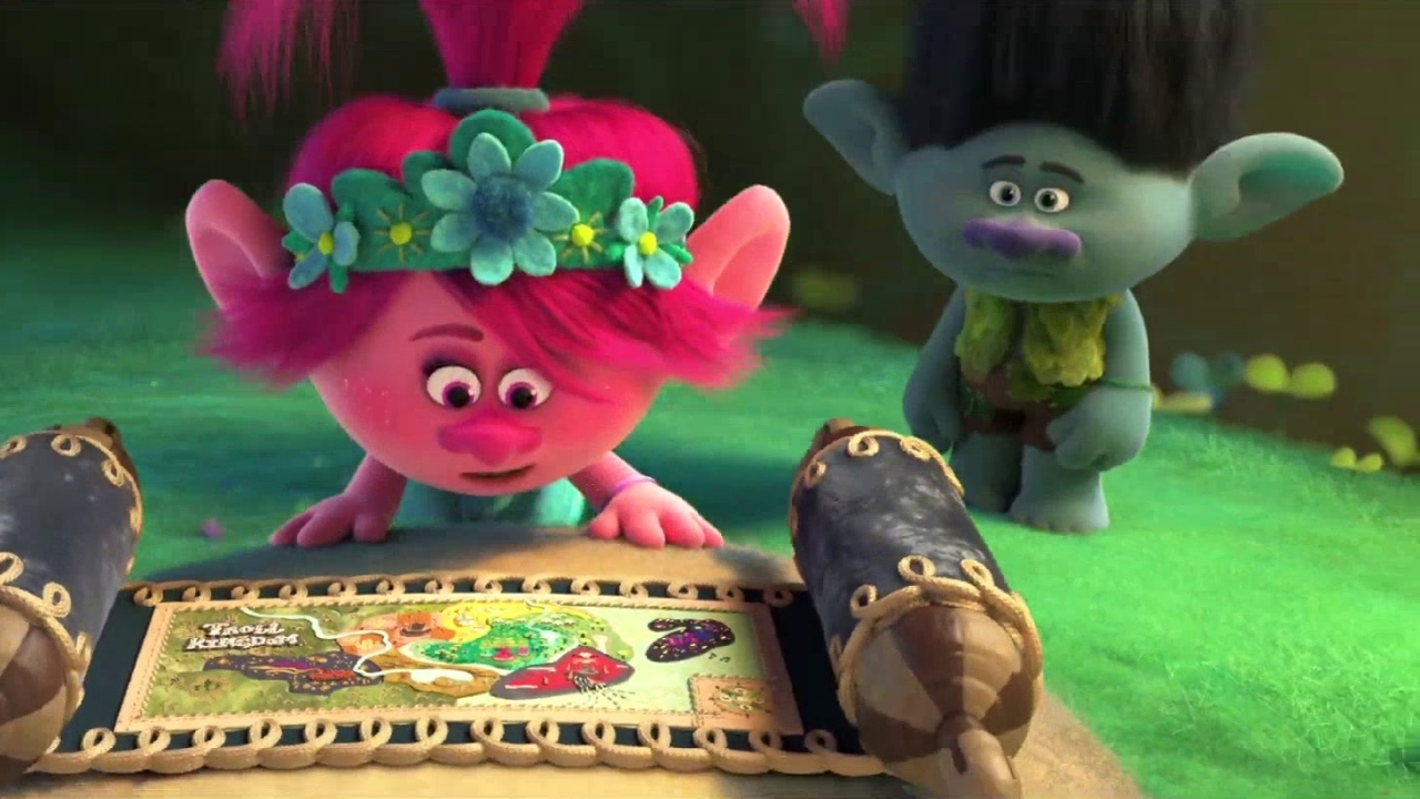 Trolls World Tour (Latin America Market Trailer 1)