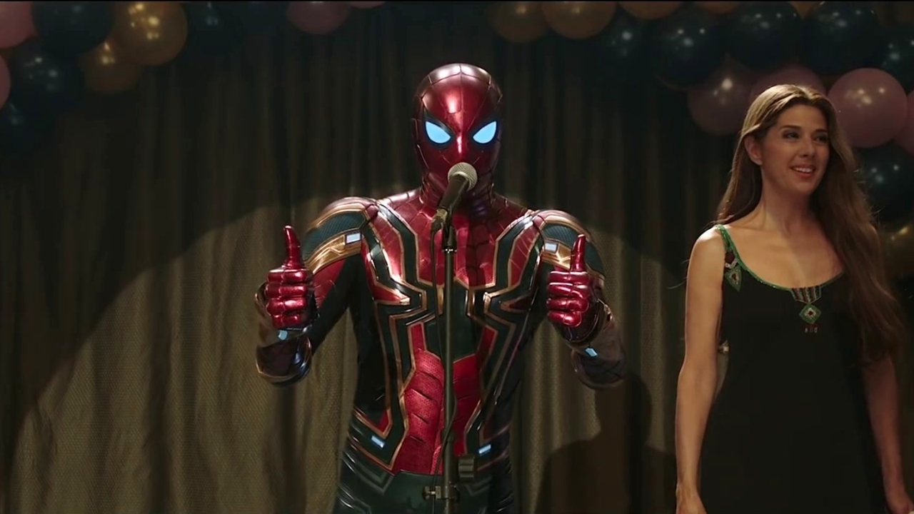 Spider-Man: Far From Home: Suit (Vignette)