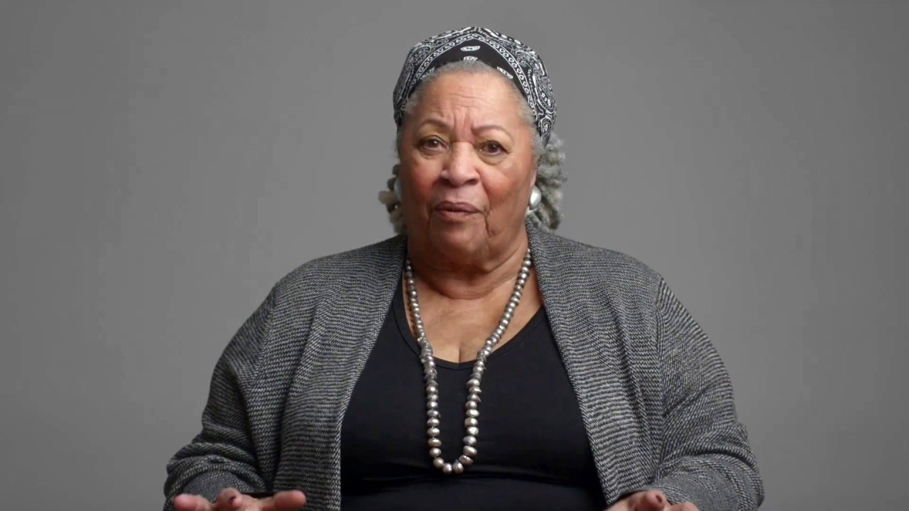 Toni Morrison: The Pieces I Am: Praying For Blue Eyes