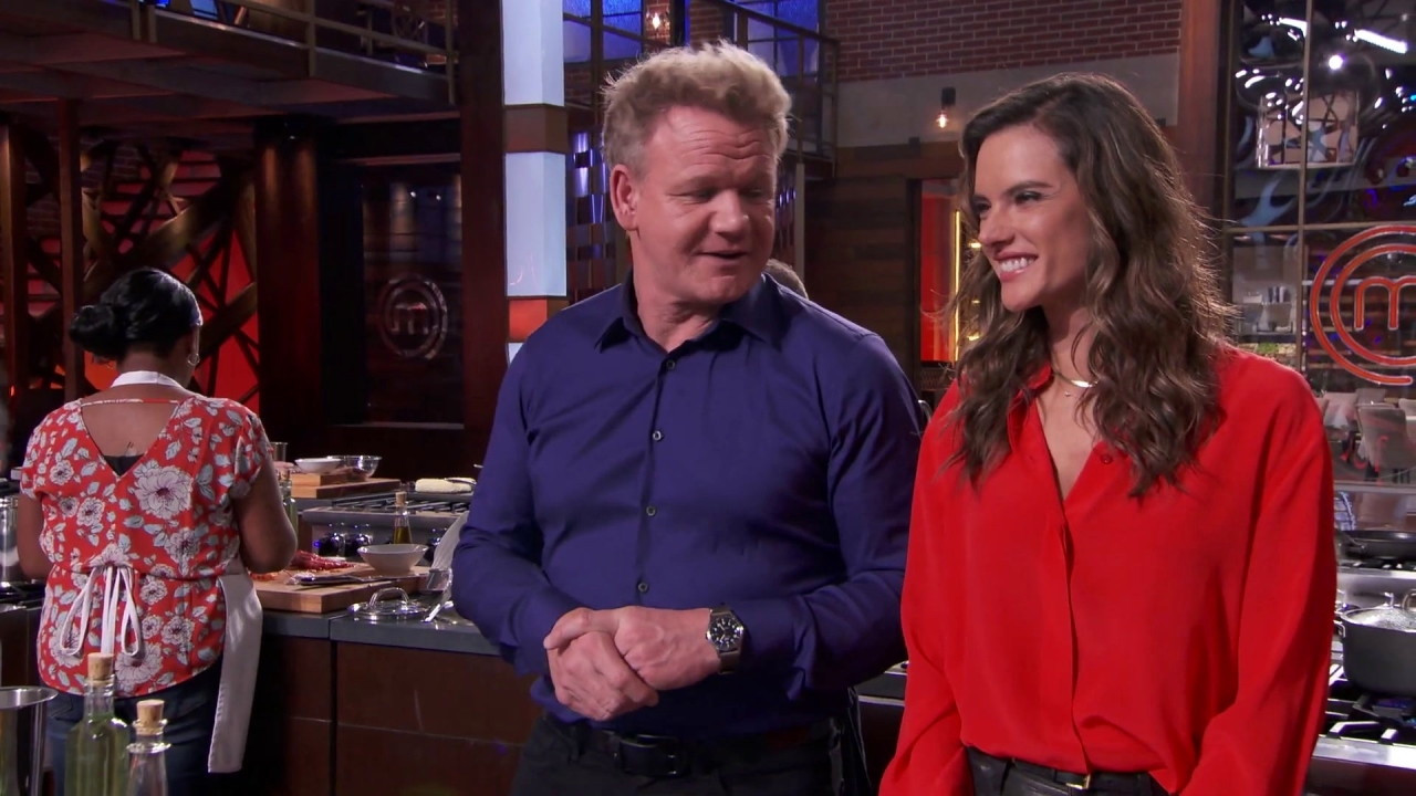 Masterchef: Shari Is Stepping Out Of Her Comfort Zone
