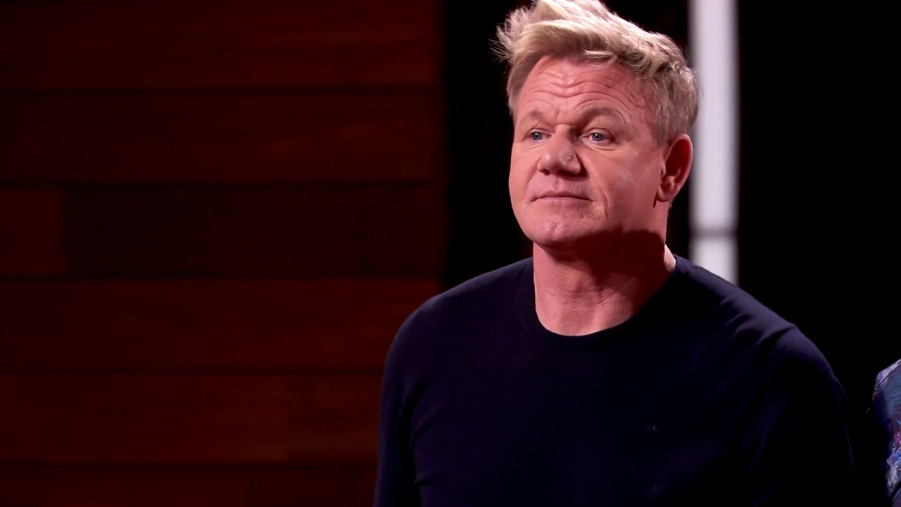 Masterchef: Gordon Takes On A Tarte