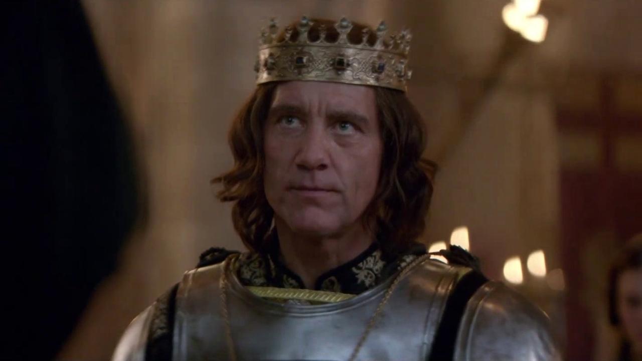 Ophelia: I Am Your King