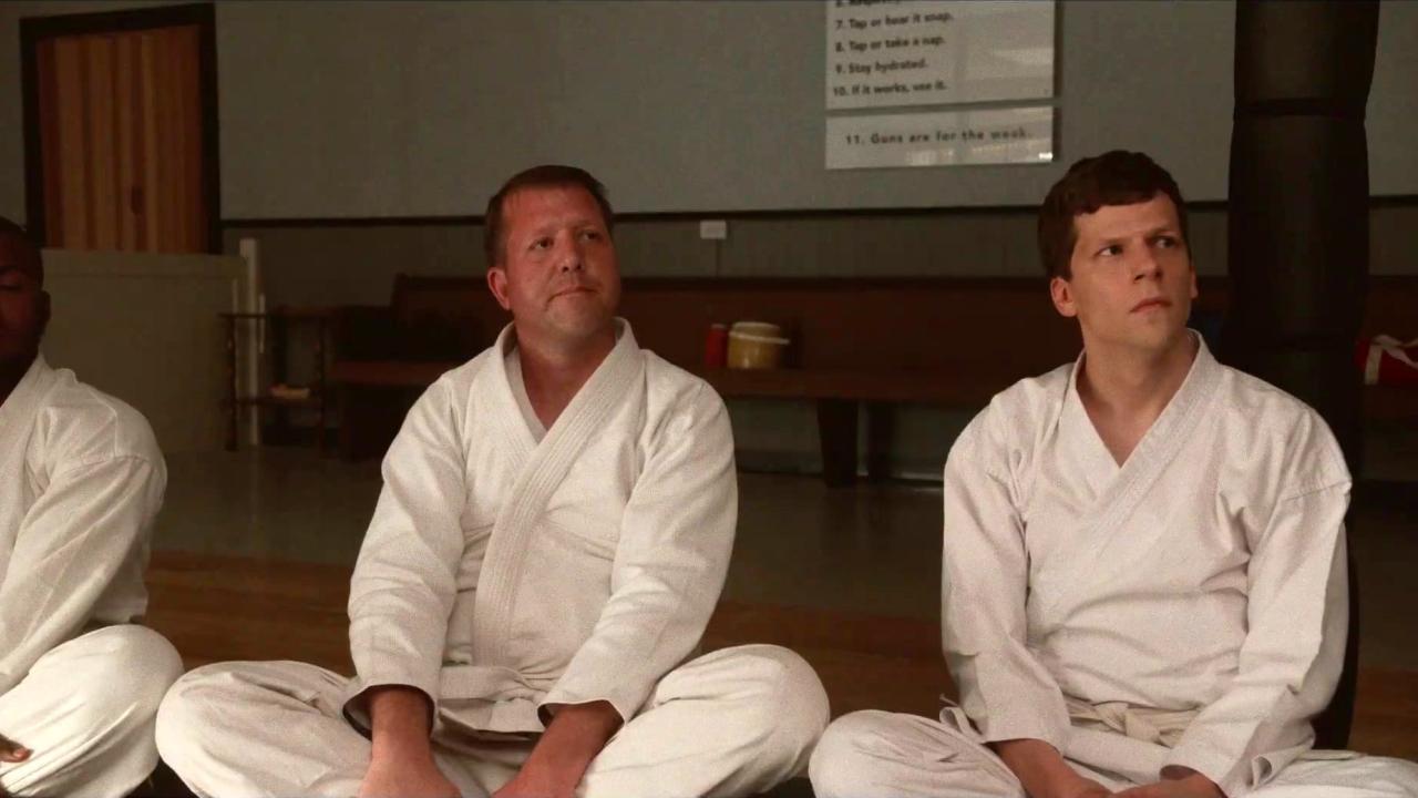 The Art Of Self-Defense: Grand Master