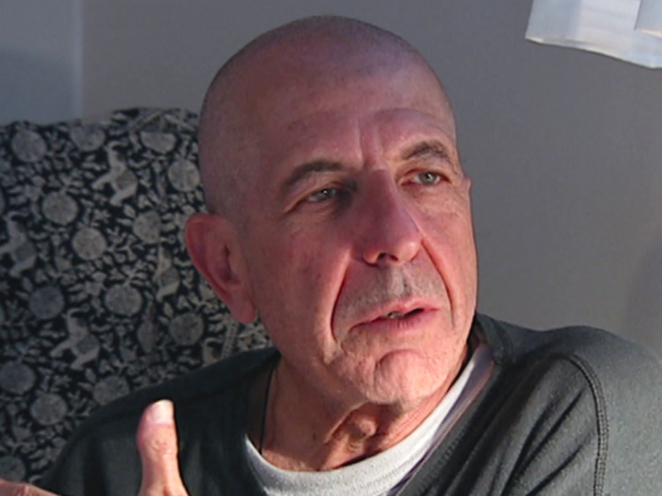 Marianne & Leonard: Words Of Love: Leonard Cohen