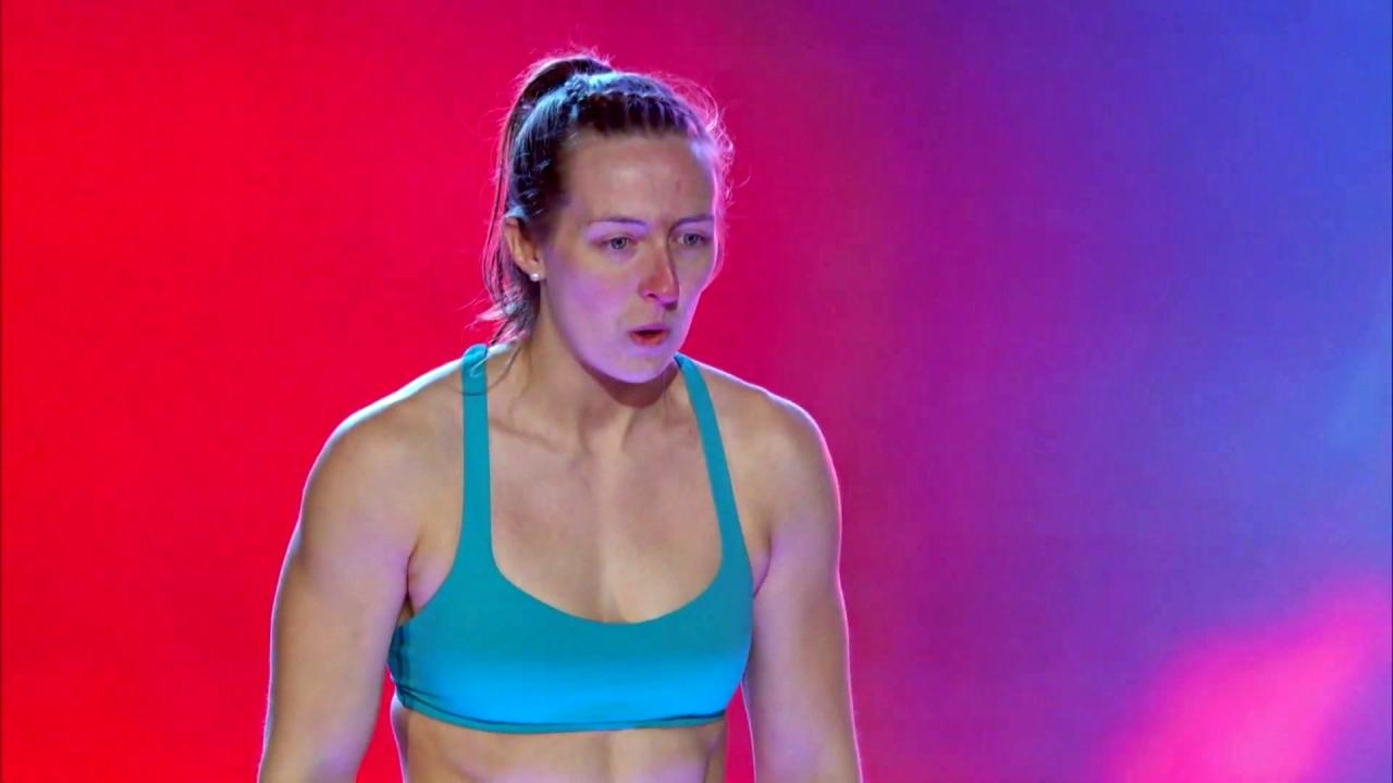 American Ninja Warrior: Allyssa Beird Schools The Course