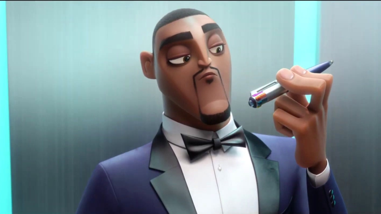 Spies In Disguise (International Trailer 2)