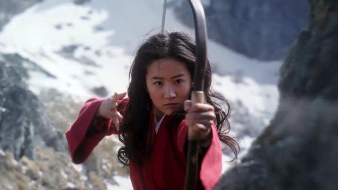 Mulan (Teaser Trailer)