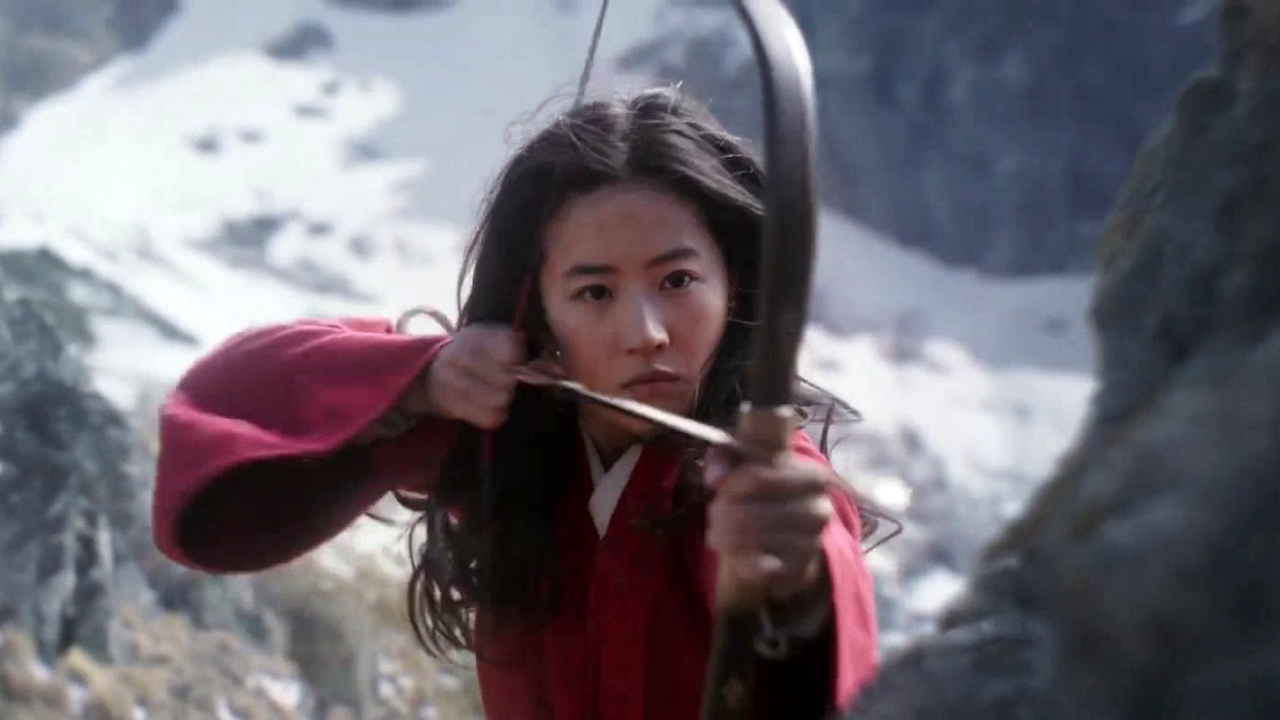 Mulan (Clean Trailer)