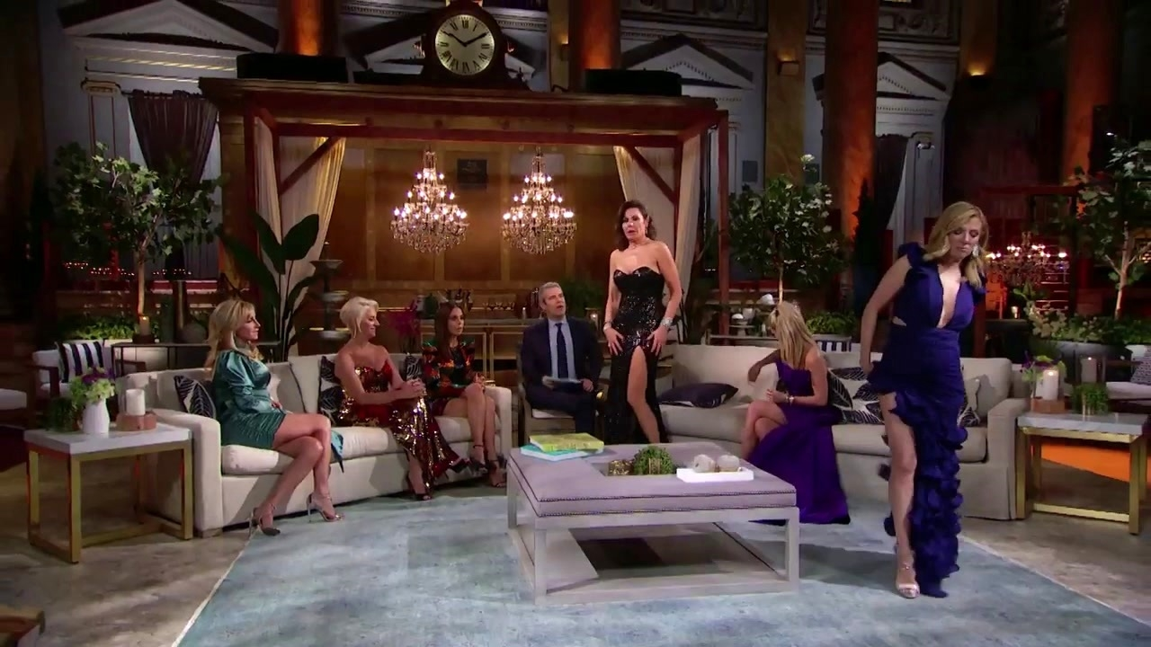 The Real Housewives Of New York City: Reunion Part 1