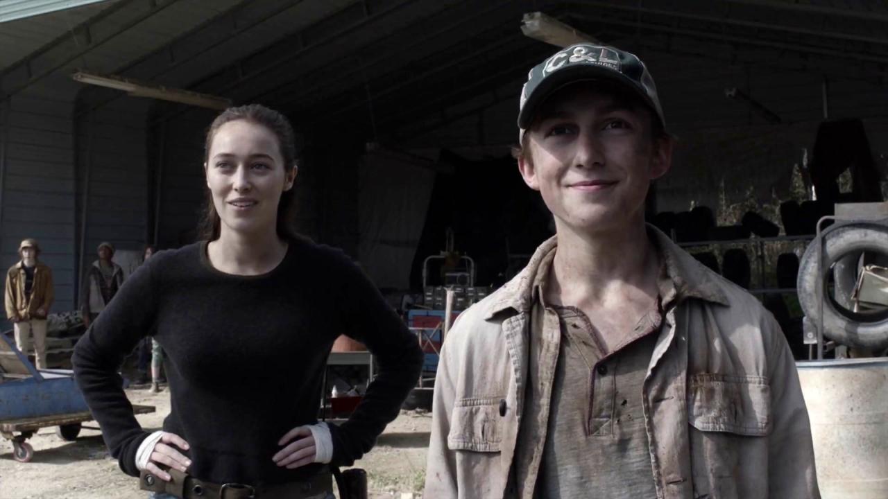 Fear The Walking Dead: Morgan's New Stick