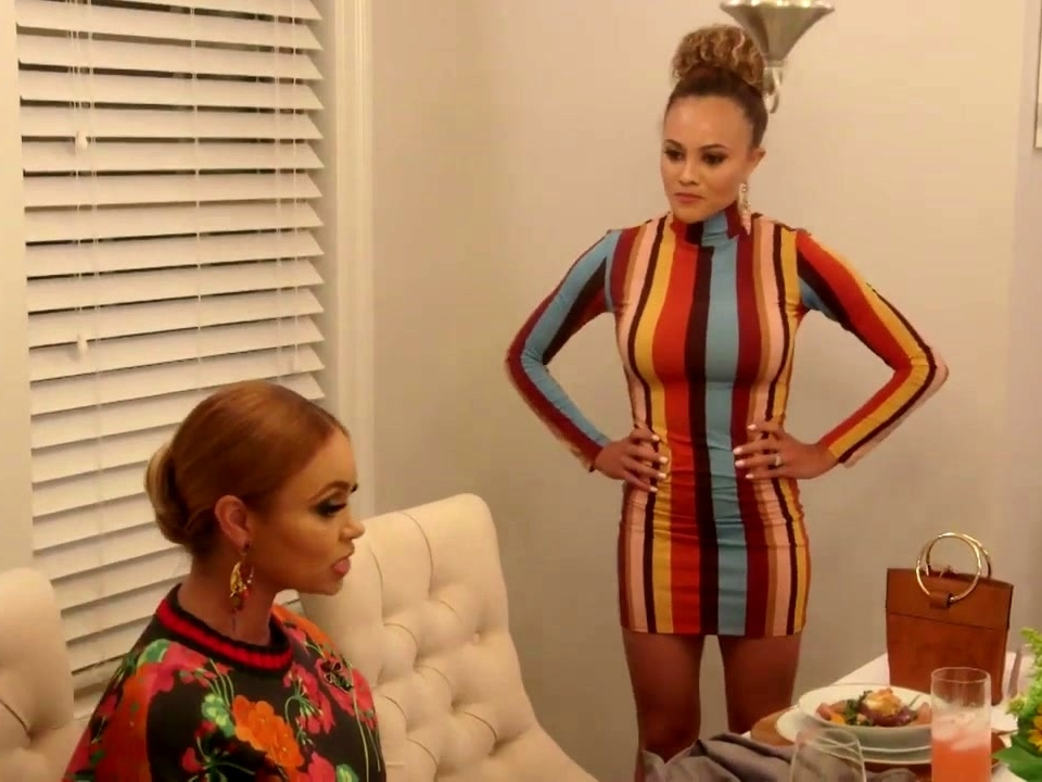 The Real Housewives Of Potomac: Days Of Our Knives